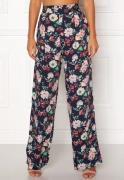 BUBBLEROOM Marianna wide trousers Blue 36