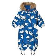Ticket to heaven Baggie Snowsuit Allover Blue Lolite 74 cm (6-9 Months...